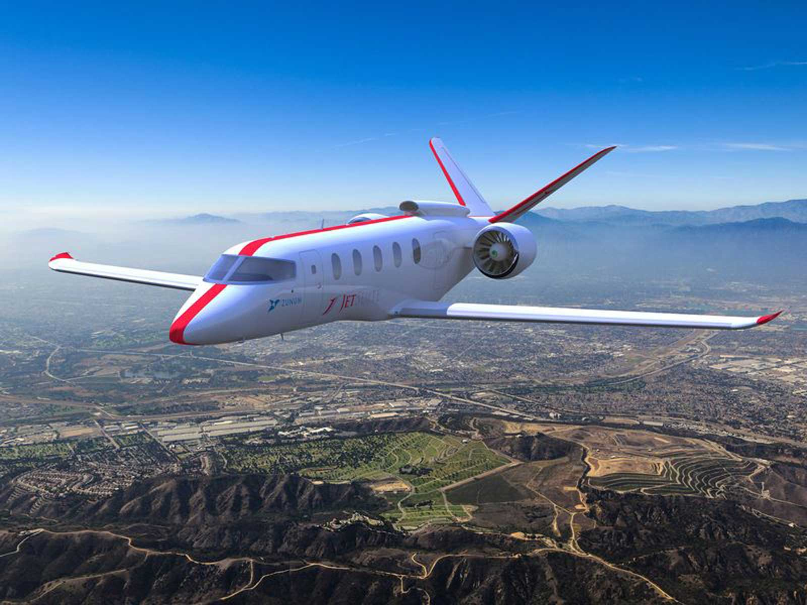 Zunum Aero plans 2022 debut for hybrid-electric private ...