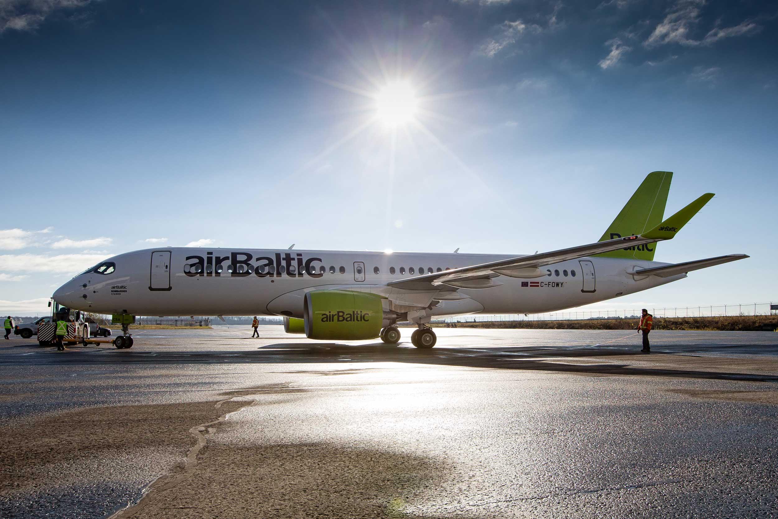 airBaltic C Series