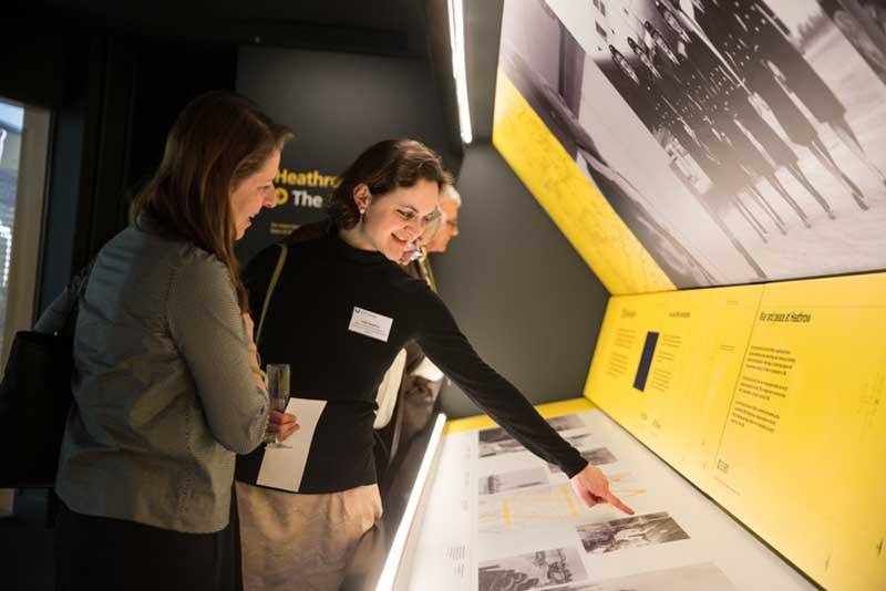Heathrow Exhibition