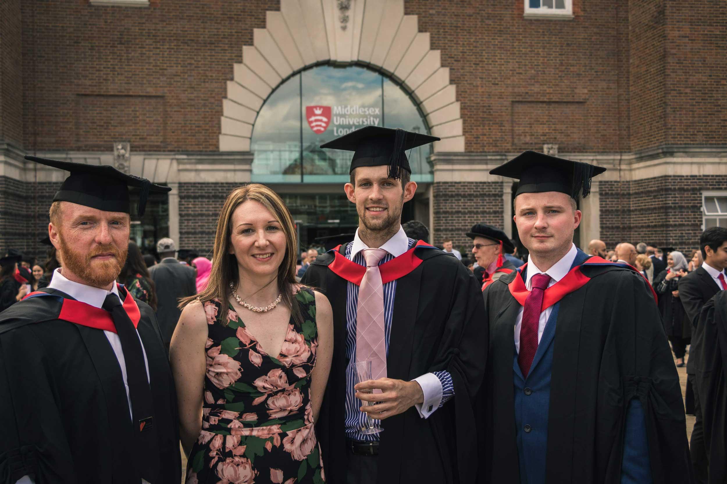 Helicentre graduates 2018