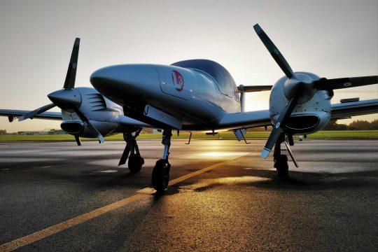 L3 RAF pilot training