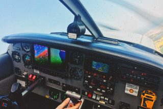 ACS Piper PA28 G500 glass cockpit