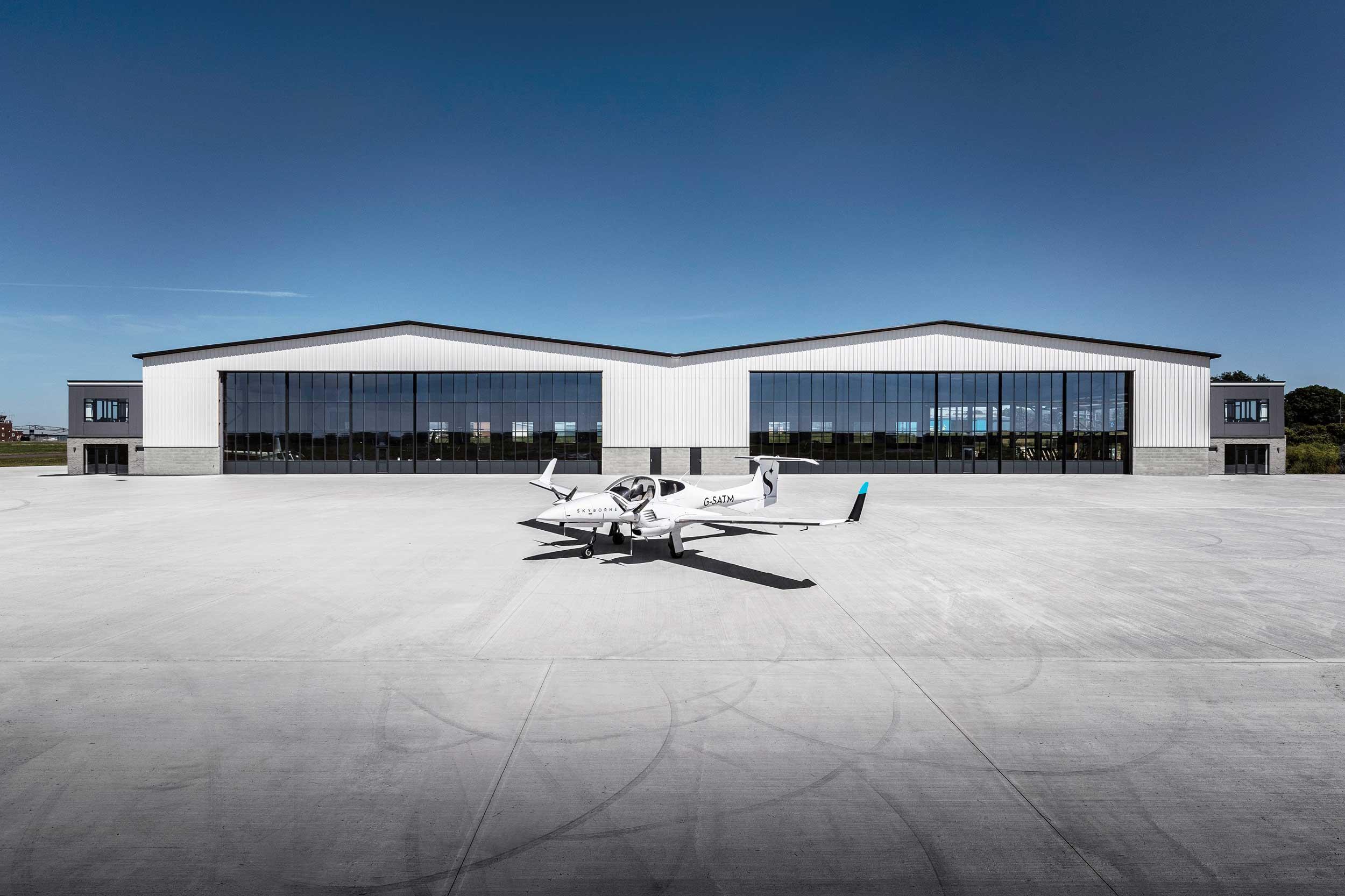 Skyborne Aviation Academy Gloucestershire Airport