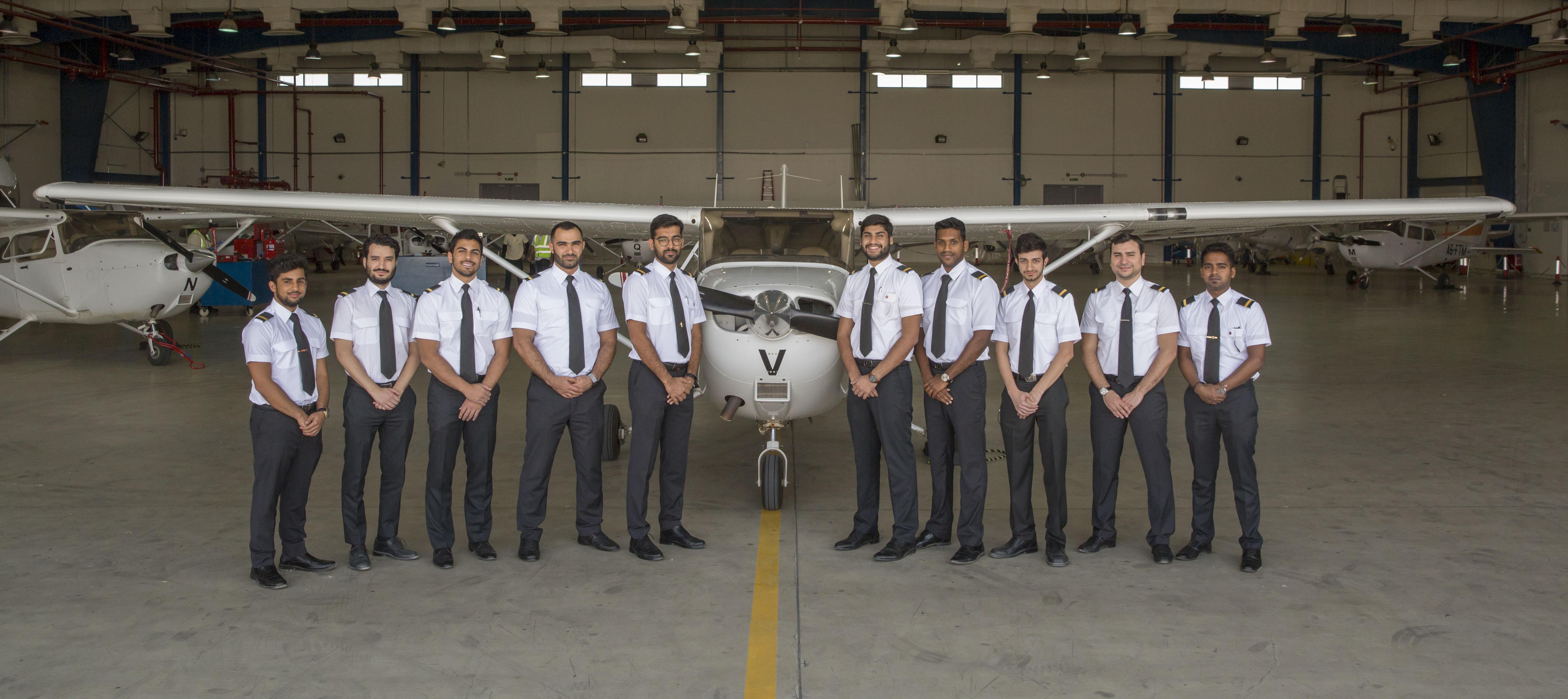 UAE cadet pilots