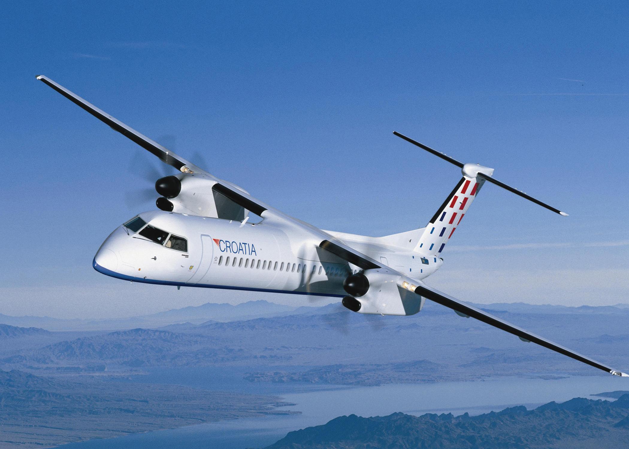 de Havilland Dash-8 Q400