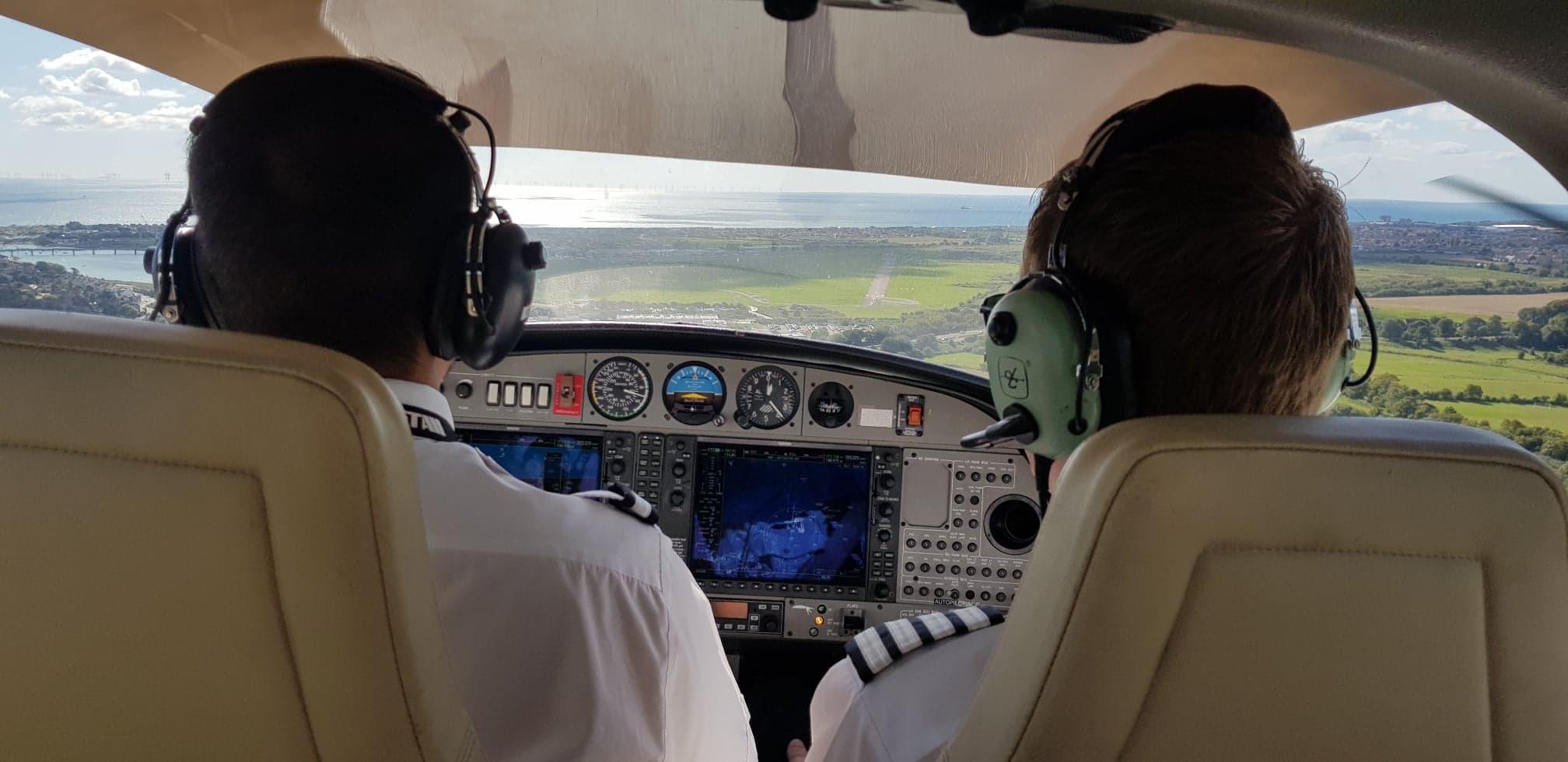 flying instructor