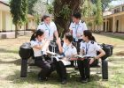 Alpha Aviation cadet pilots