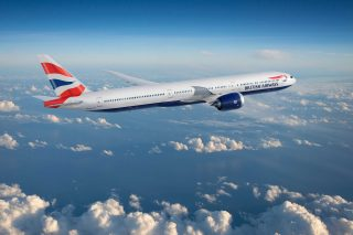 British Airways Boeing 777X