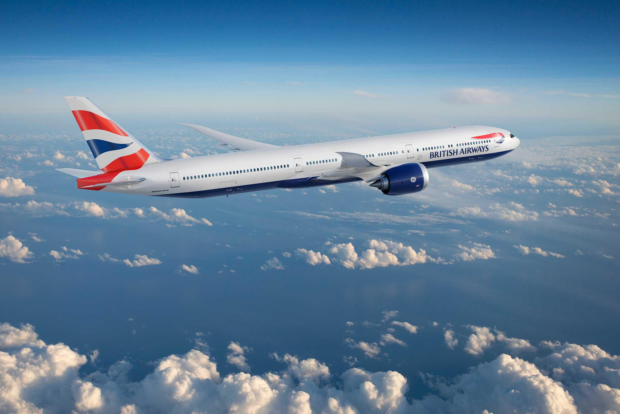 British Airways Boeing 777X