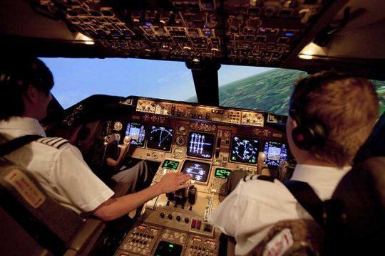 pilots simulator