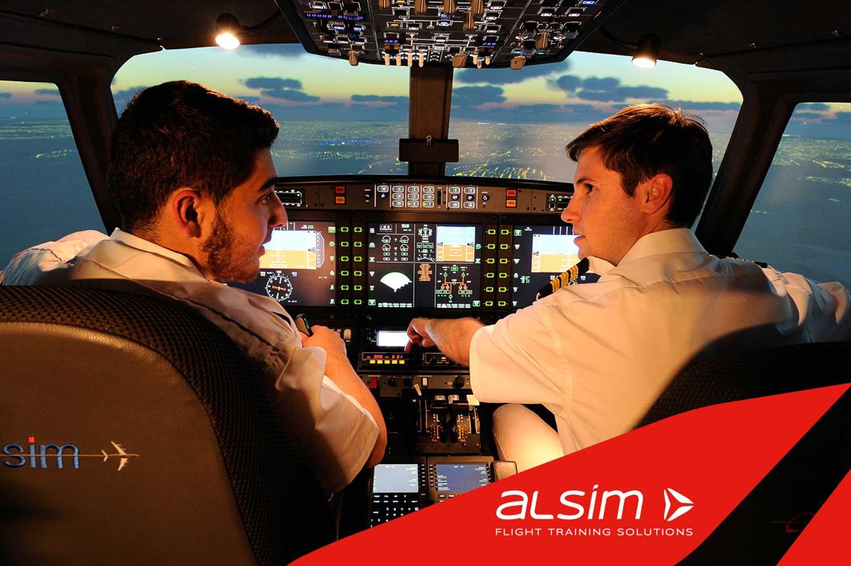 Alsim ALX simulator