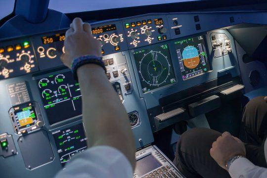 Simloc A320 sim