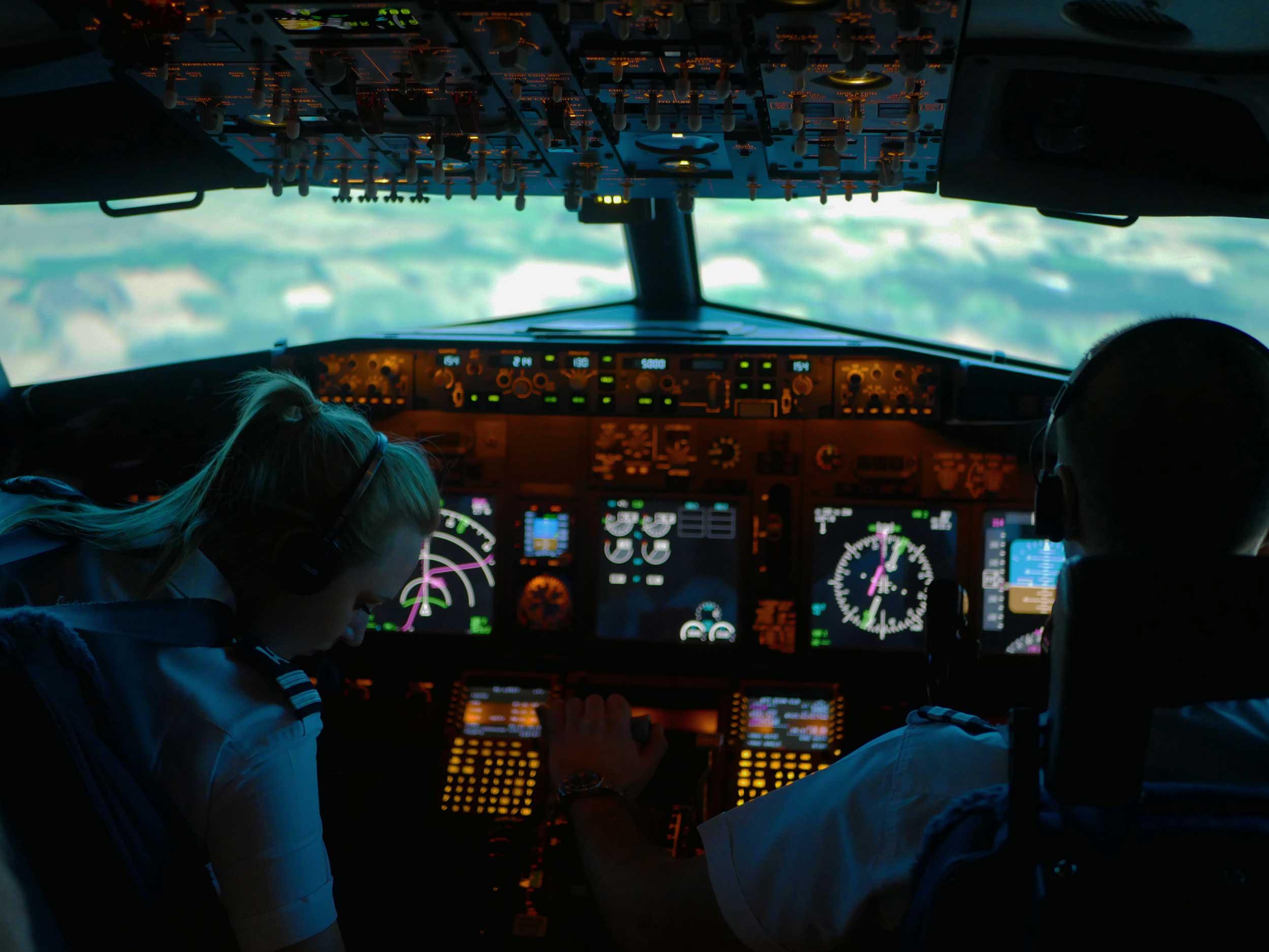 VA airline career training