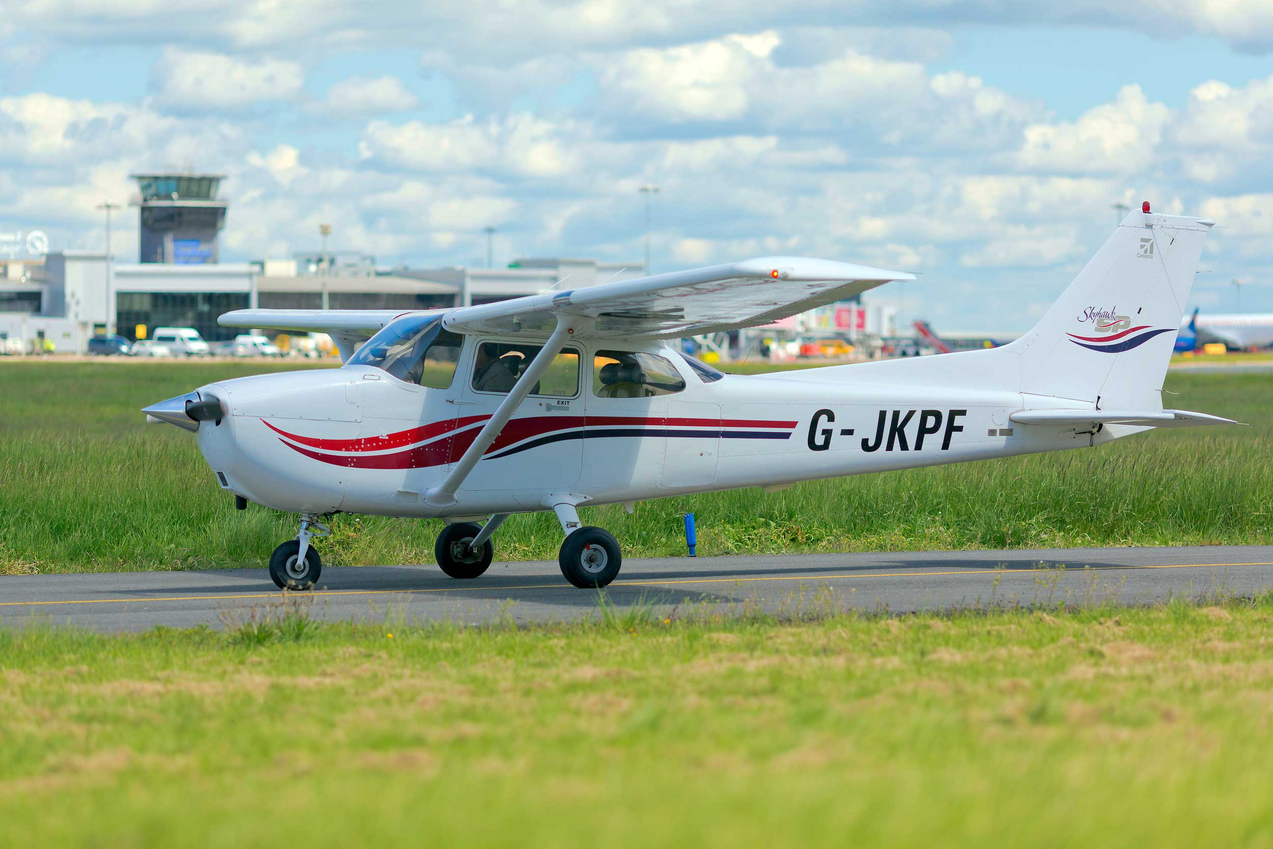 Cessna Hields Leeds Bradford