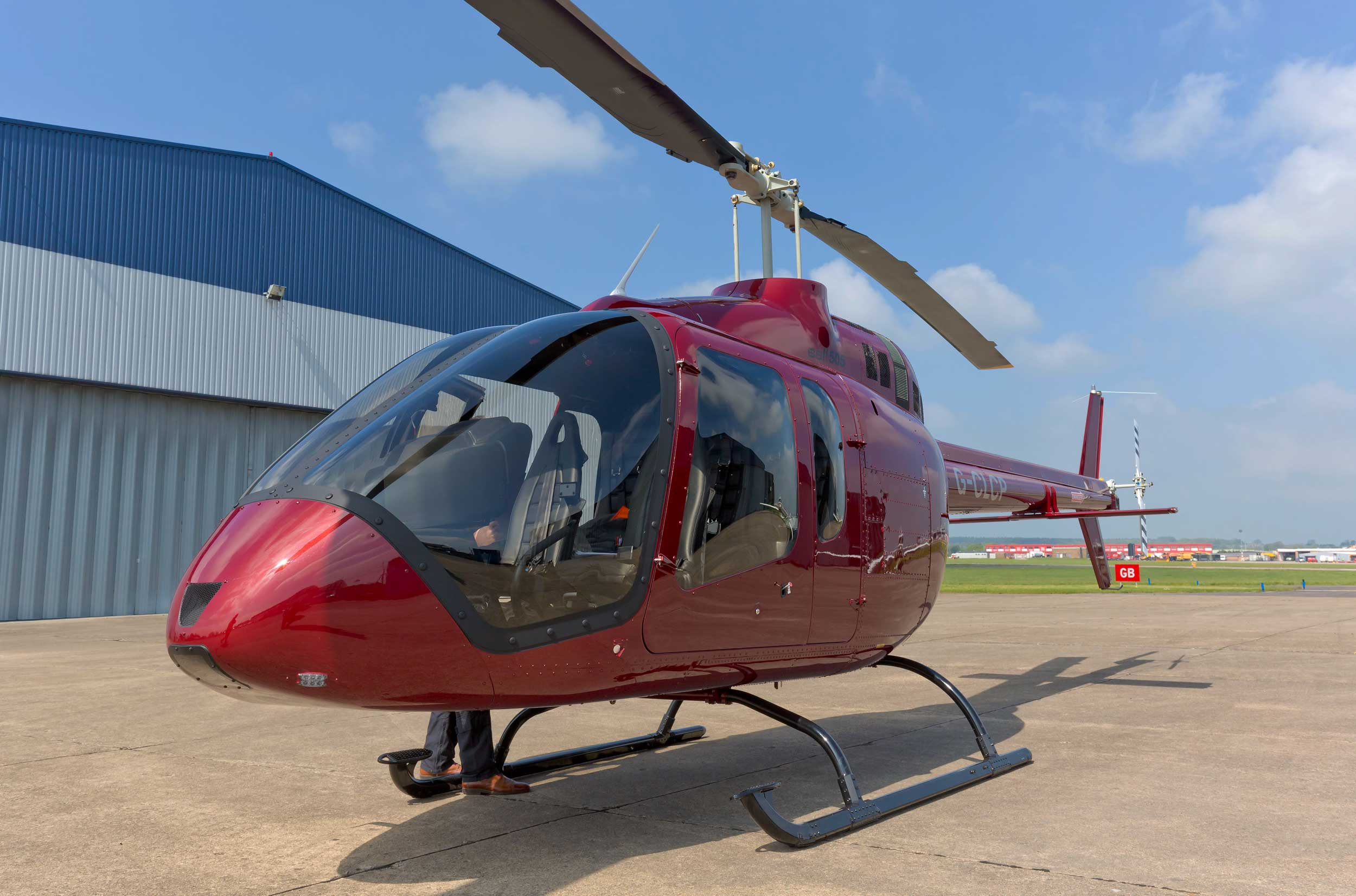 Bell 505 Hields Leeds