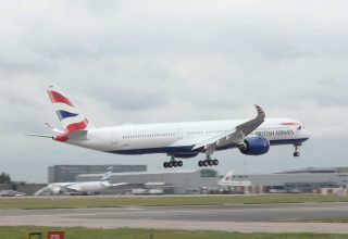 A350 British Airways