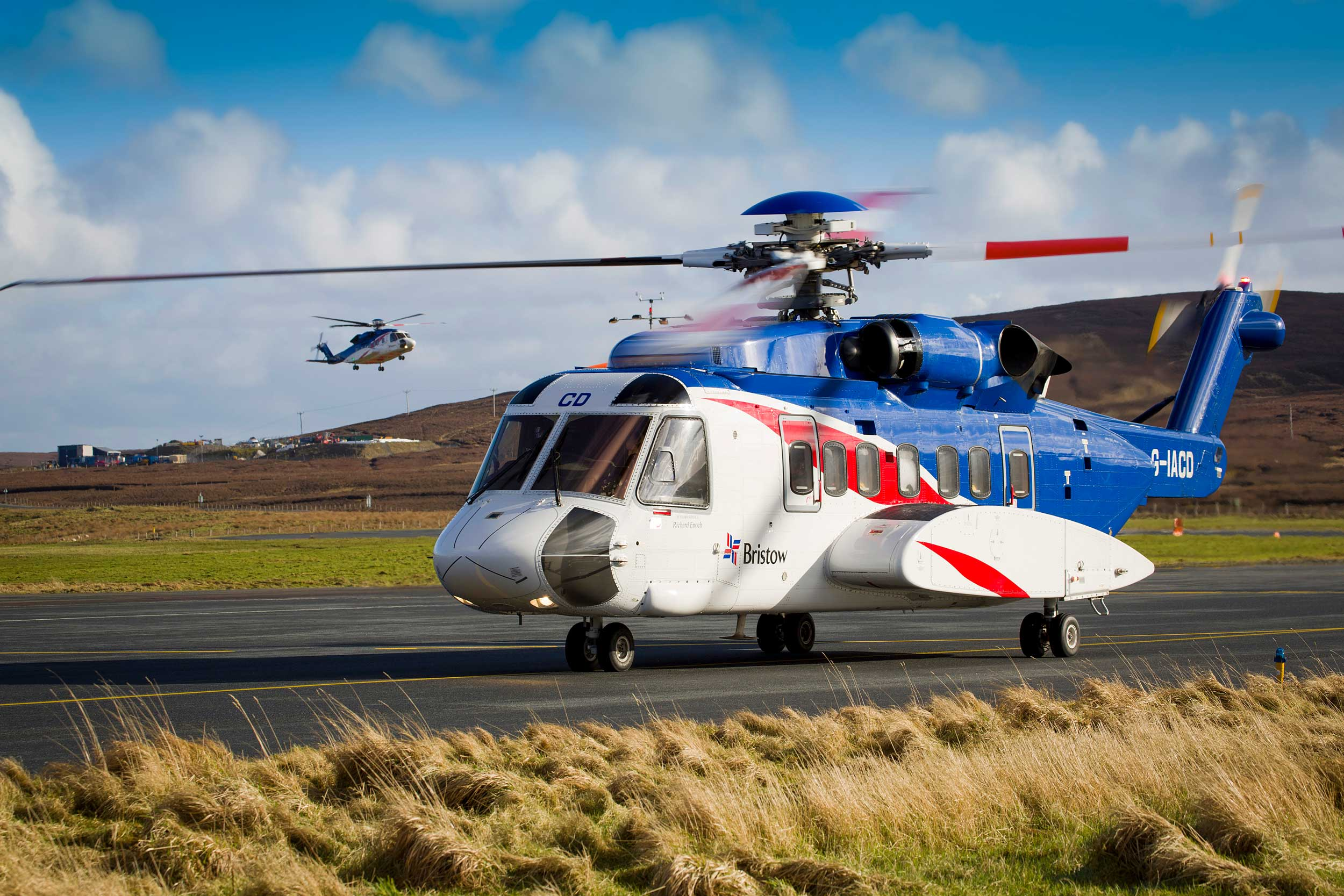 Bristow Helicopters S92