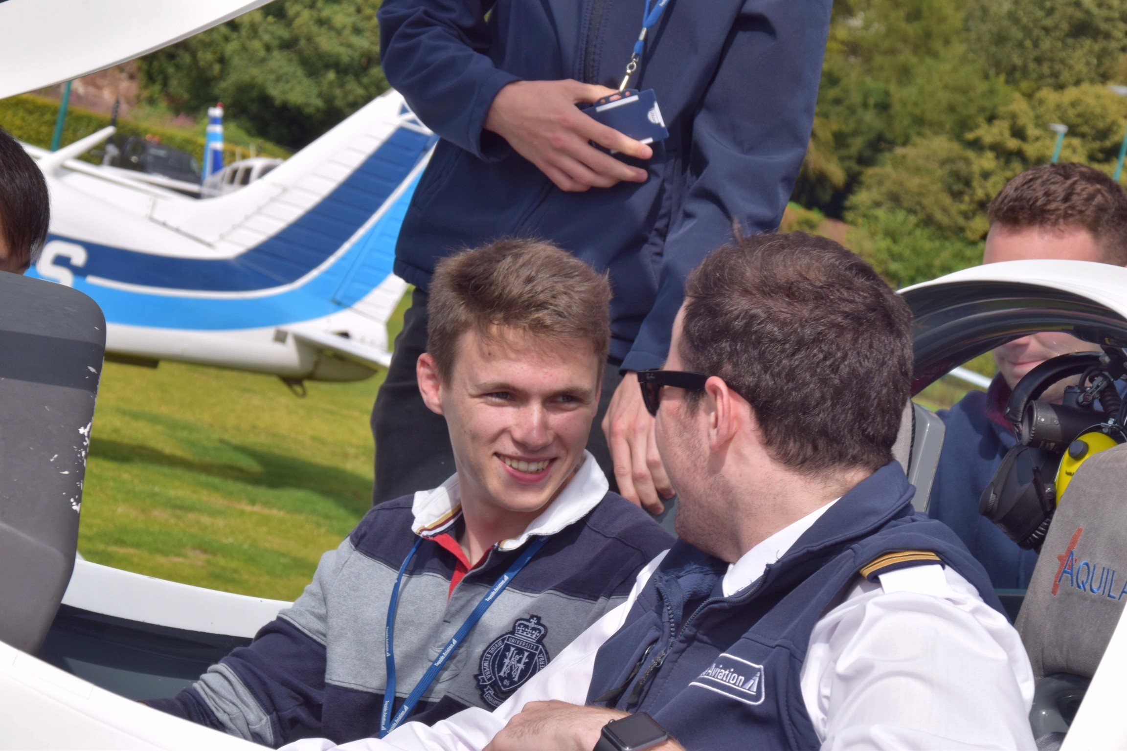 Tayside Aviation Open Day