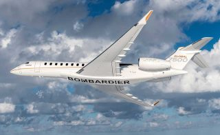 Bombrdier Global 7500