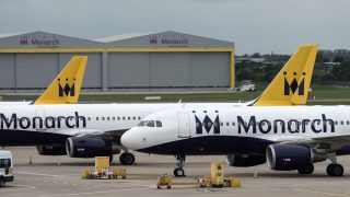 Monarch Luton