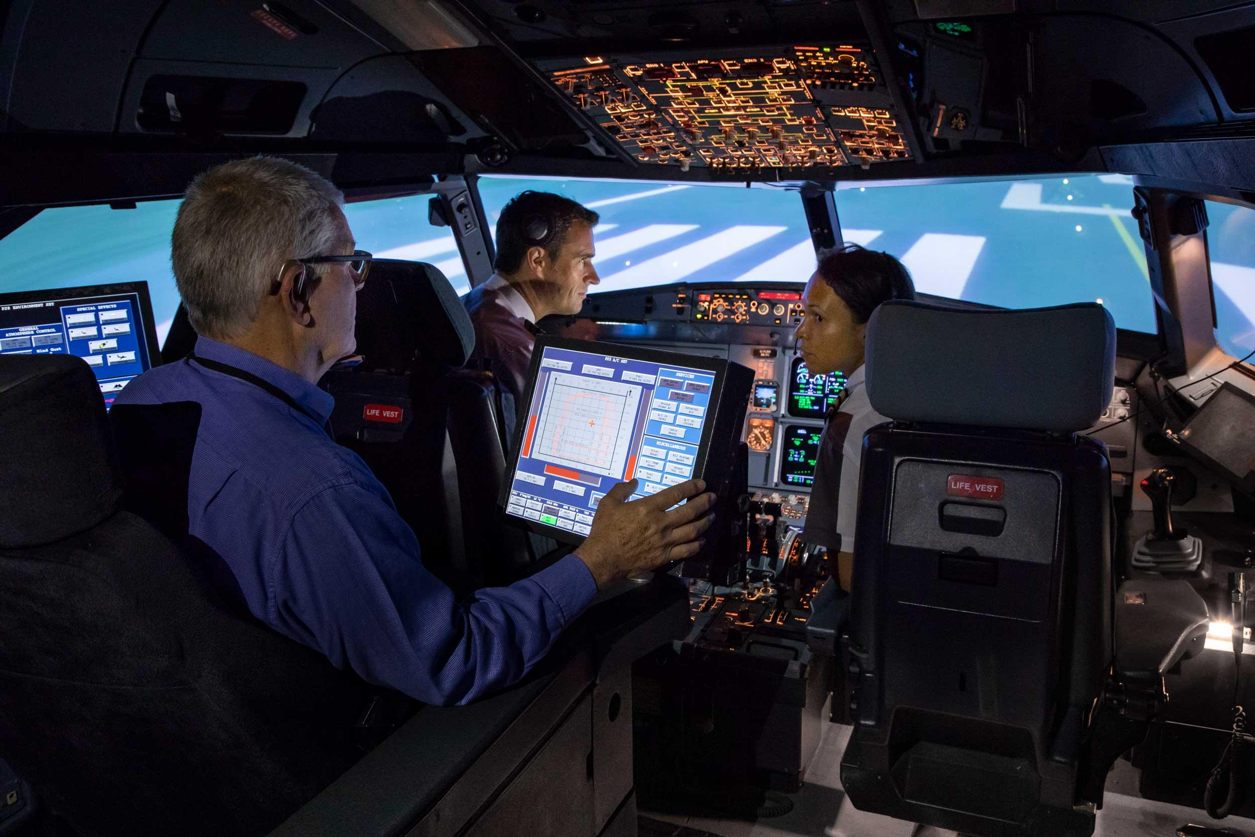 Quadrant Pilot