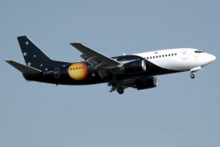 Titan Airways B737