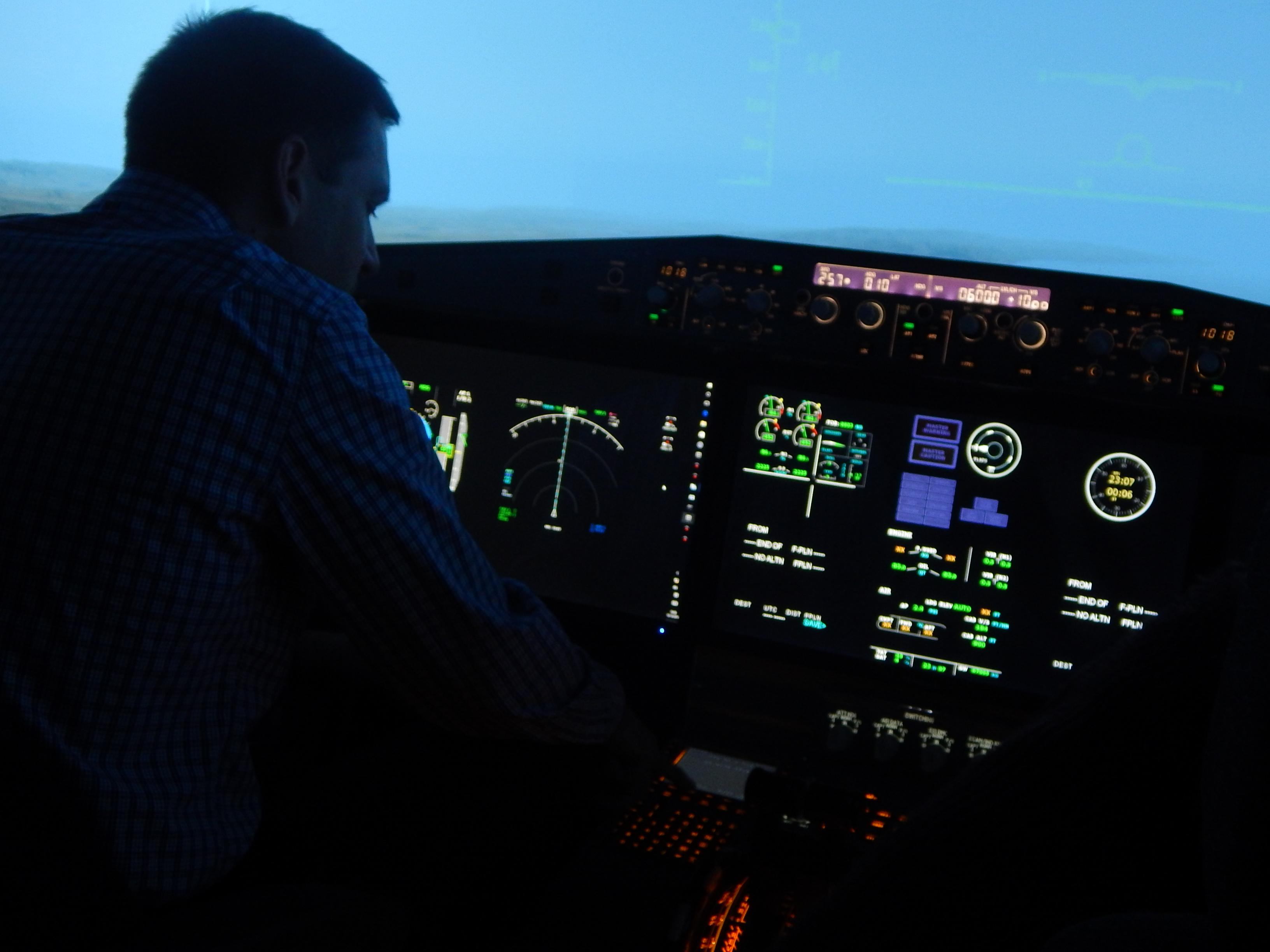 ATPL simulator