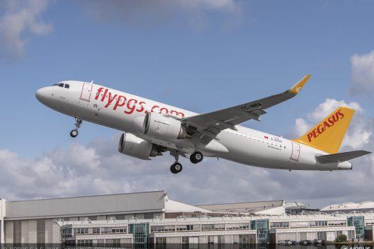 Airbus A320neo Pegasus
