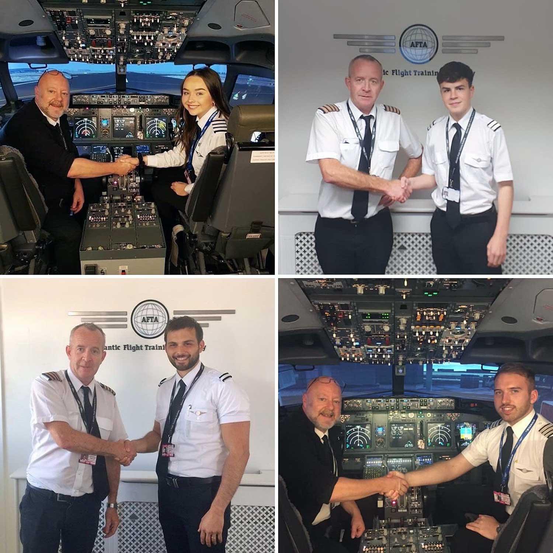 AFTA Ryanair pilots