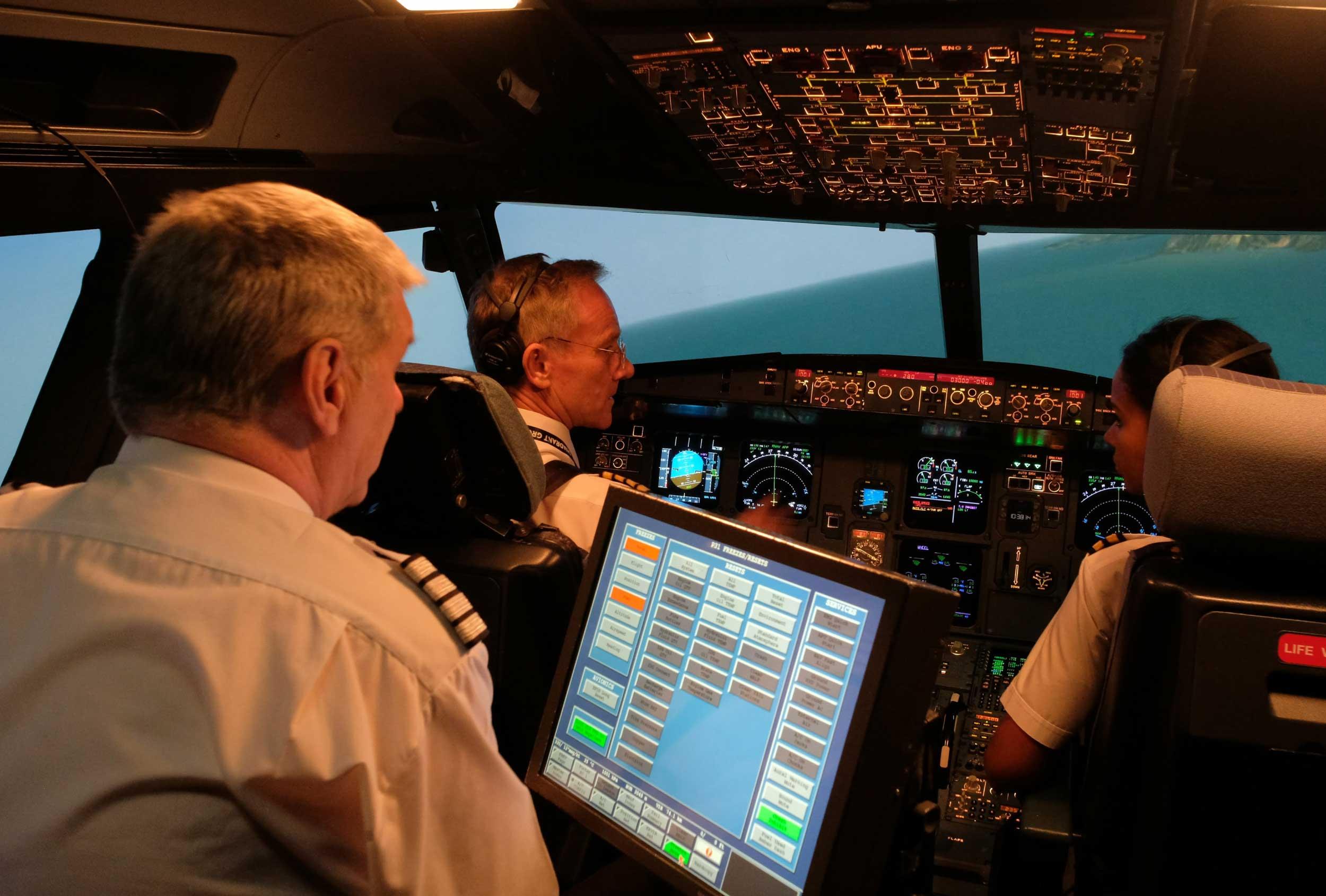 Quadrant Pilot APS MCC