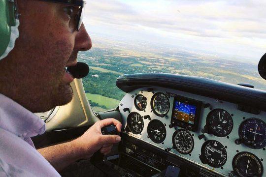 Nick BGS student pilot