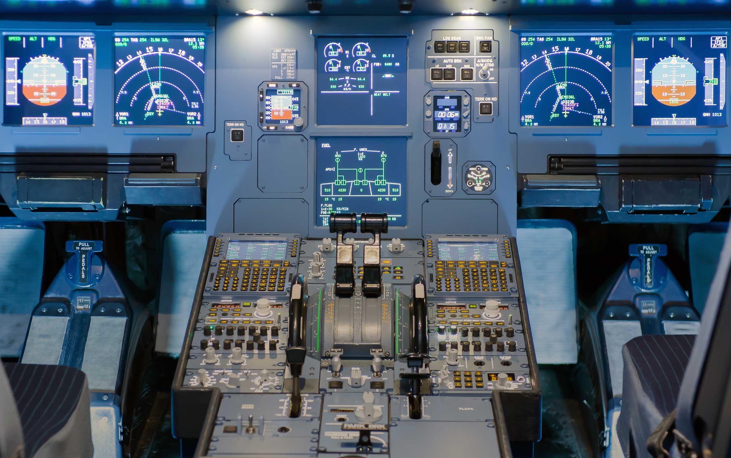 Simloc A320 FTD