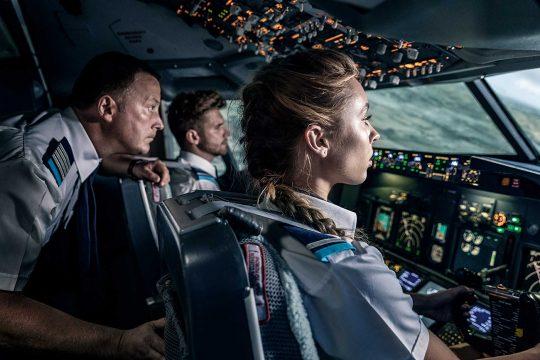 Skyborne simulator