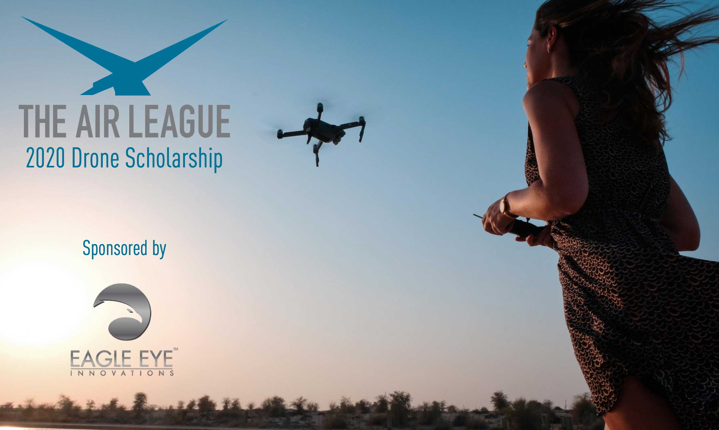 Air League Drone Scholarship 2020
