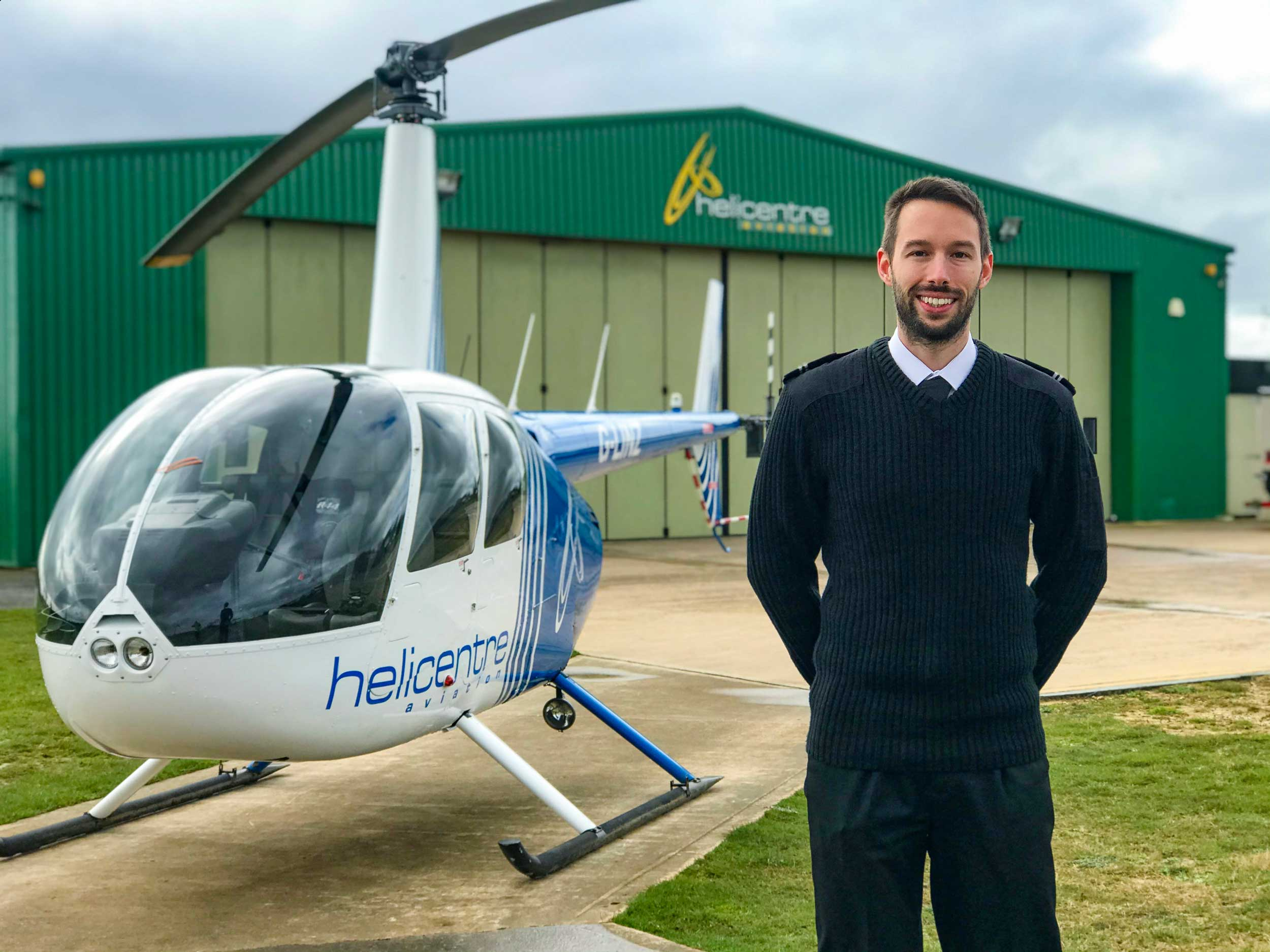 Helicentre scholarships