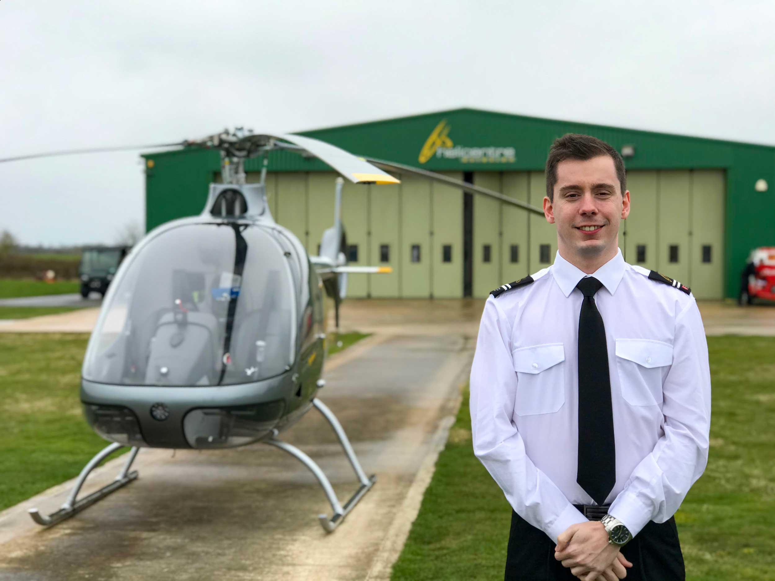 Helicentre scholarship