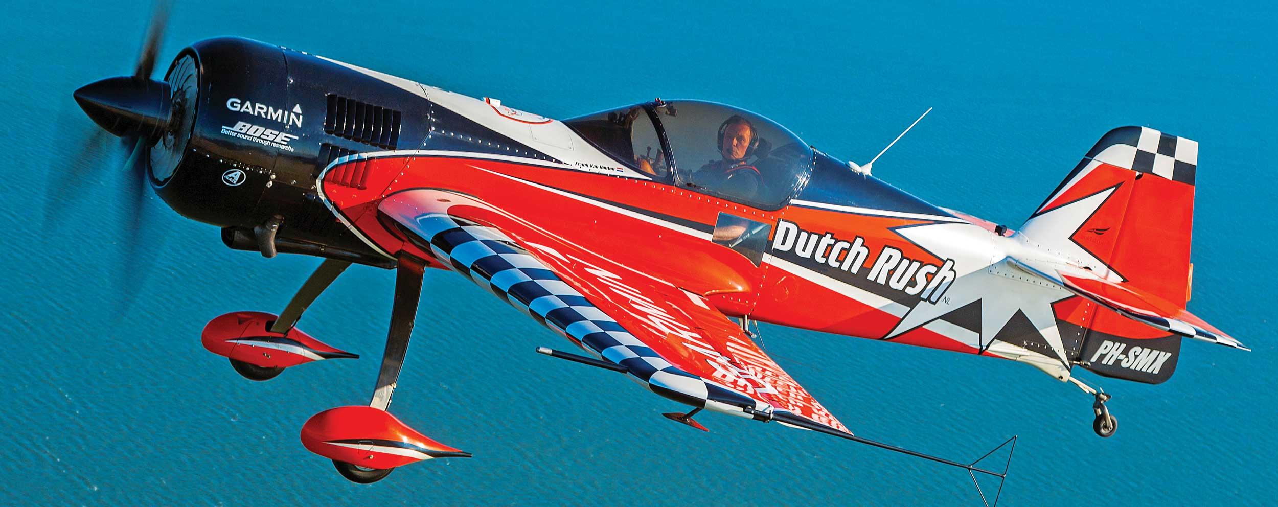 Sukhoi 26 Frank van Houten