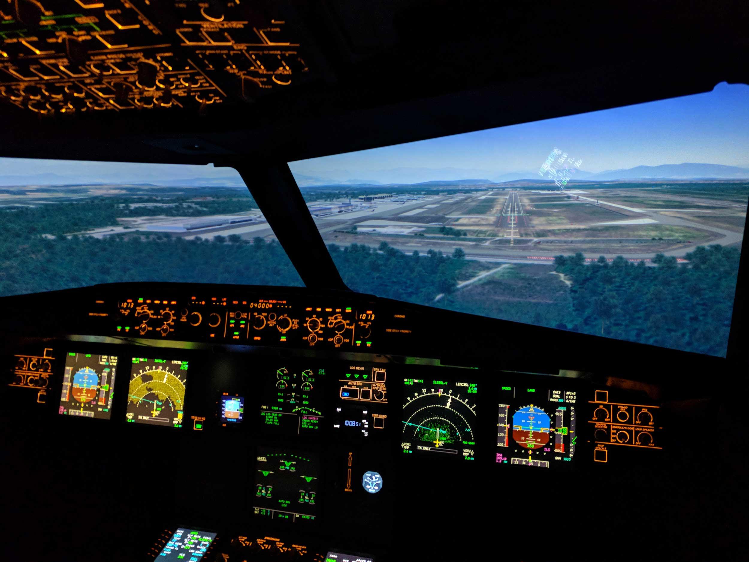 L3Harris Flight Training Devices