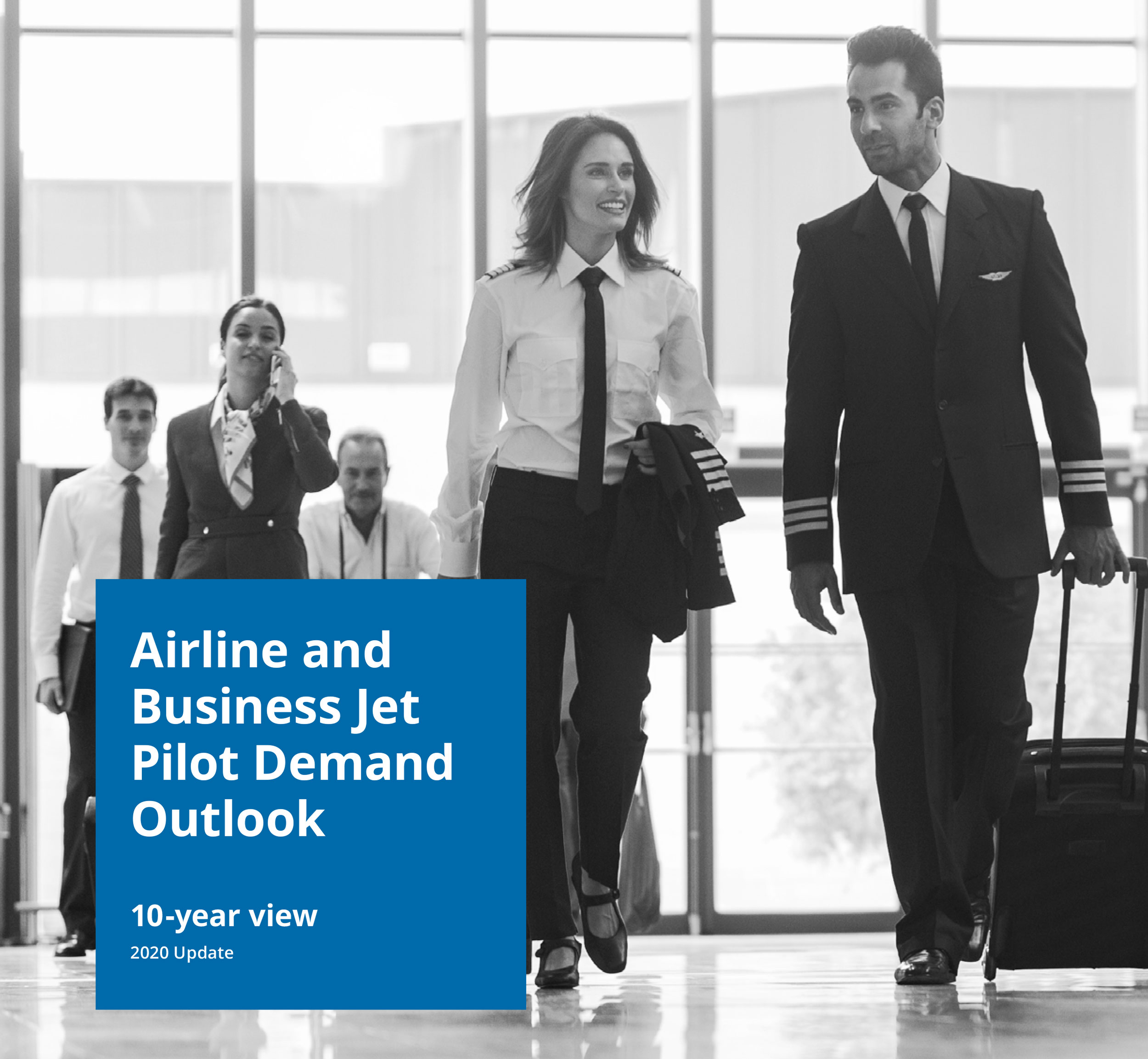 CAE pilot outlook 2020