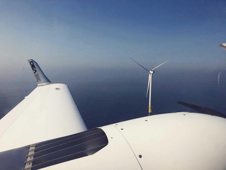 DA42 wind farm