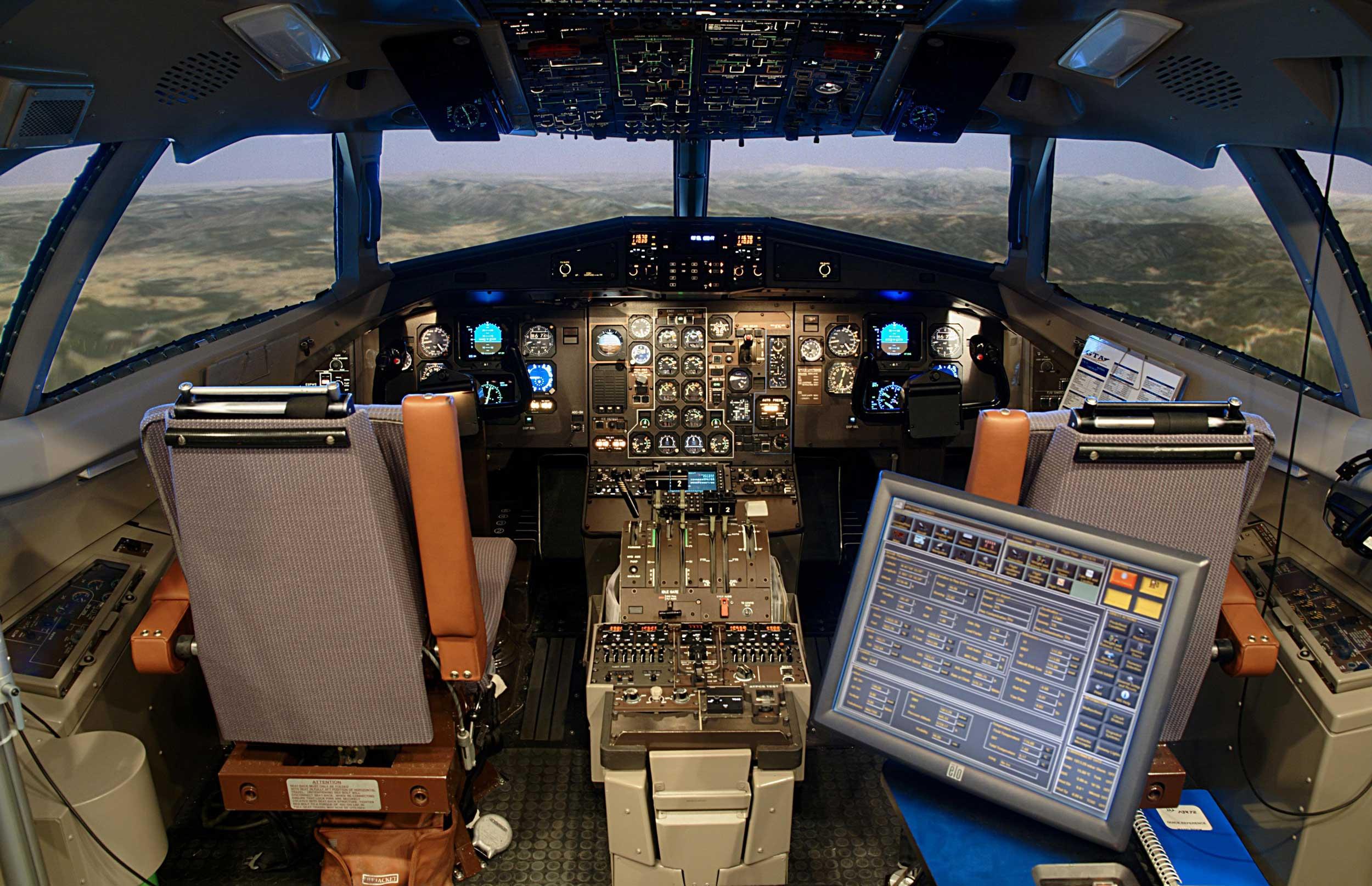 GTA UPRT simulator