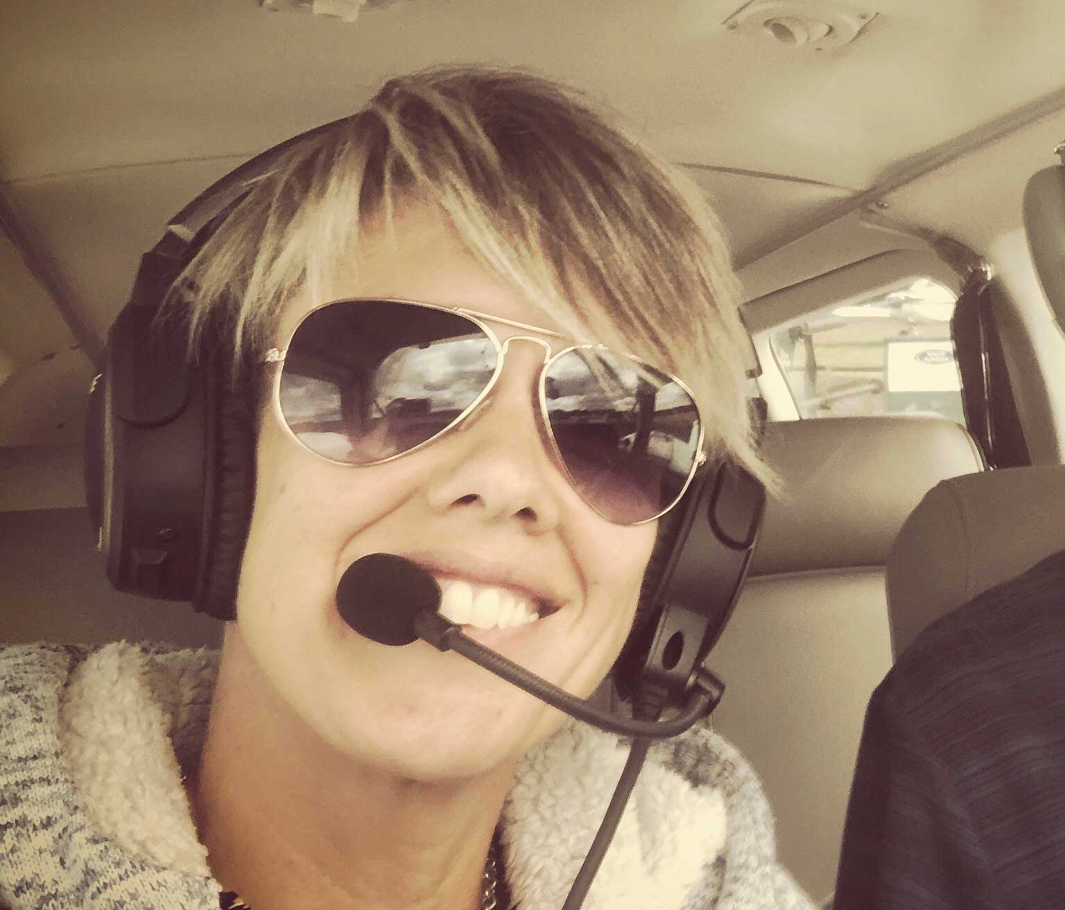Helen Owton pilot