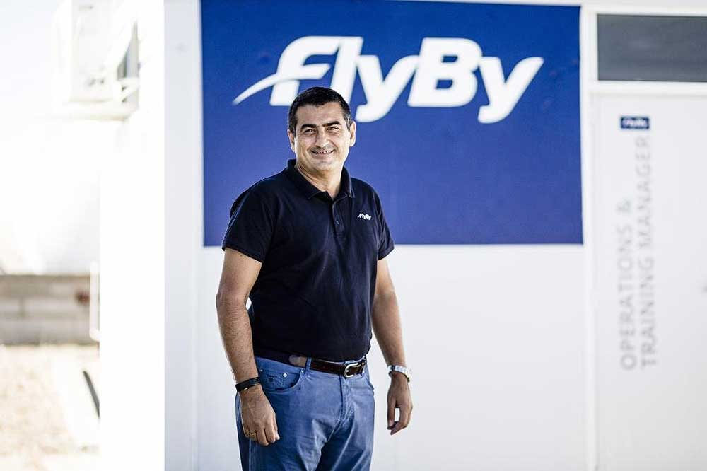 FlyBy Alex Alvarez