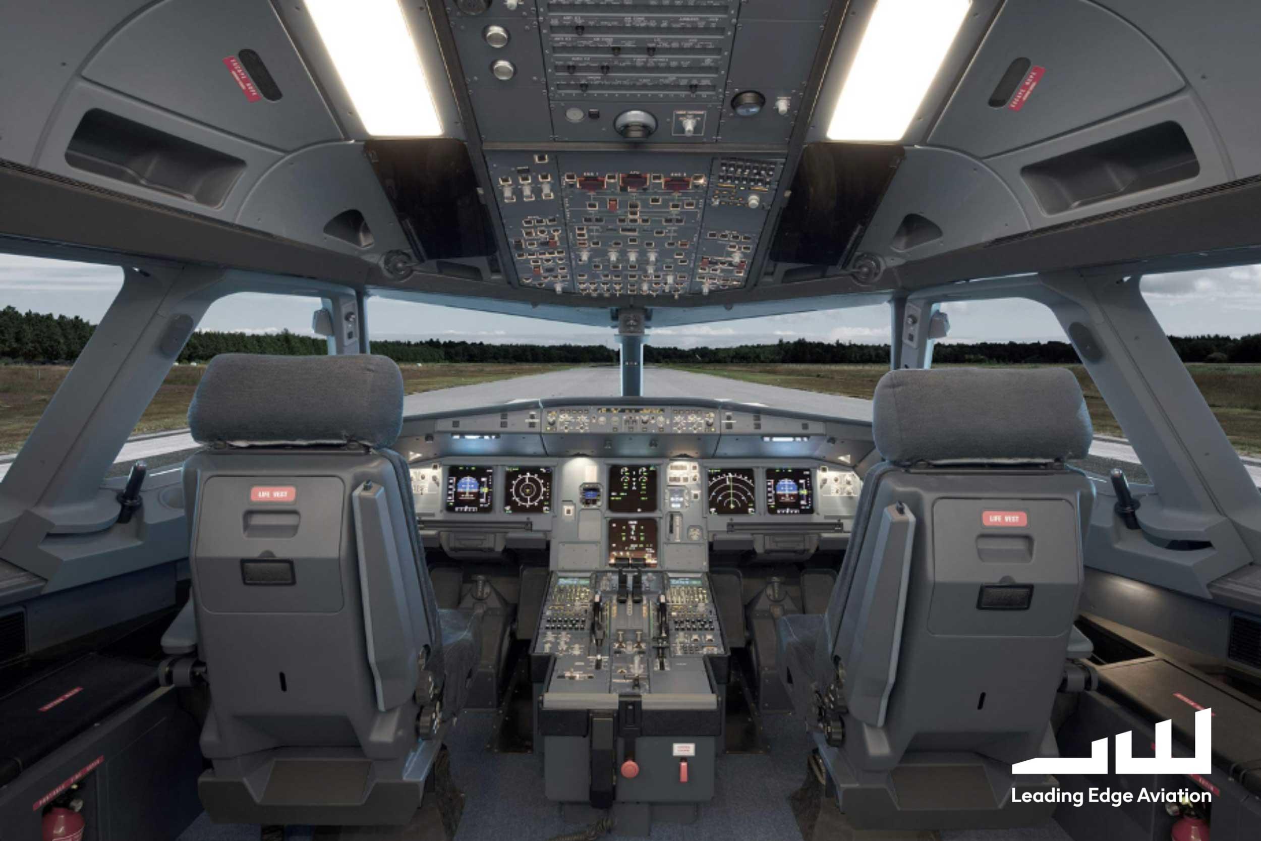 Leading Edge A320 sim