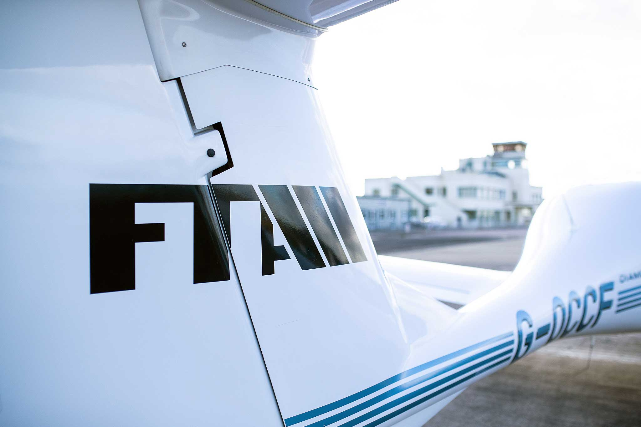 FTA Diamond aircraft
