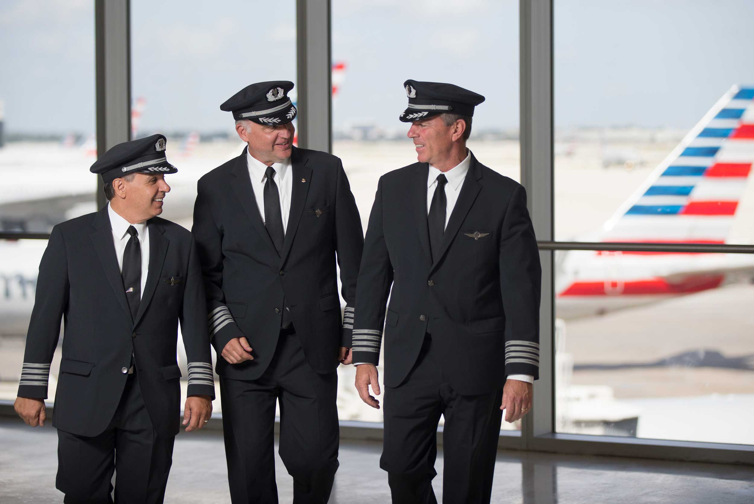 American Airlines pilot