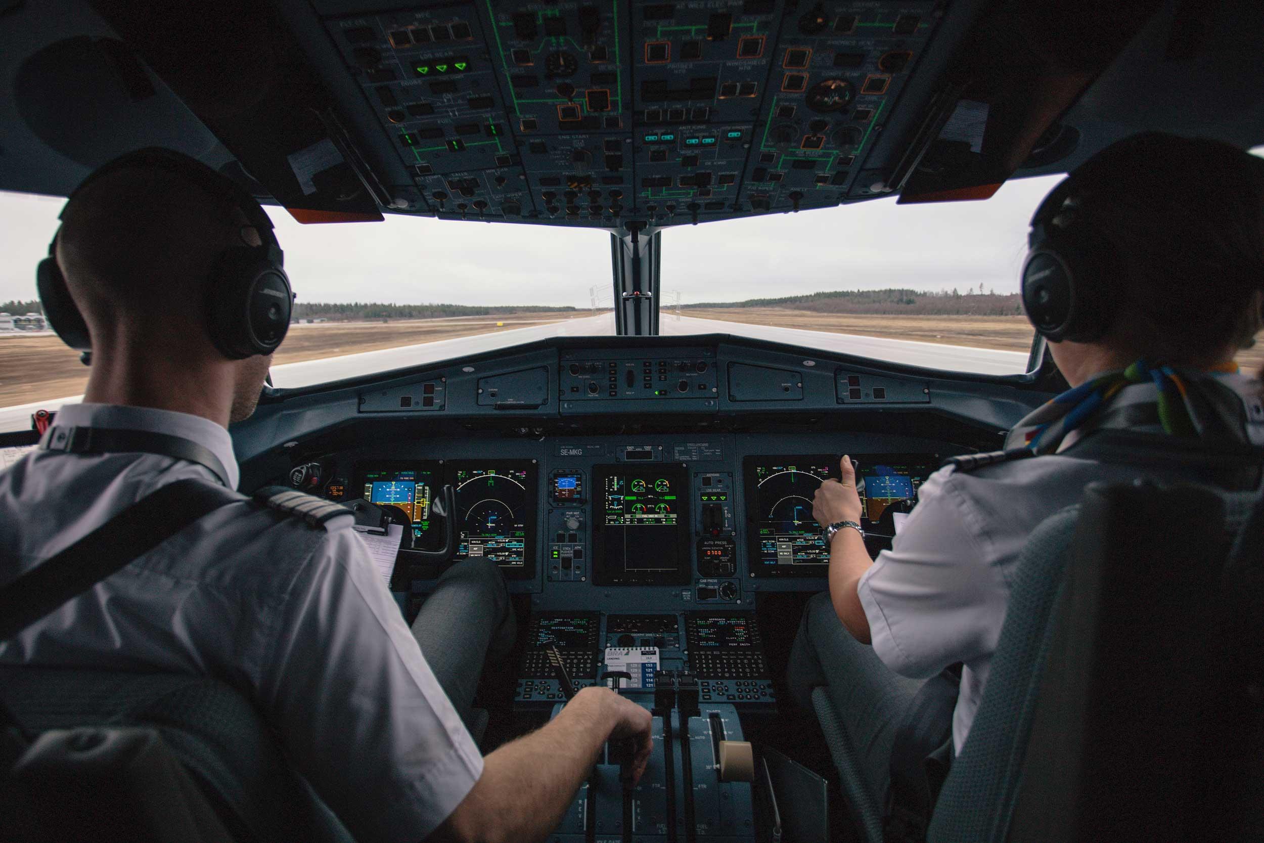 Pilot shortage forecast