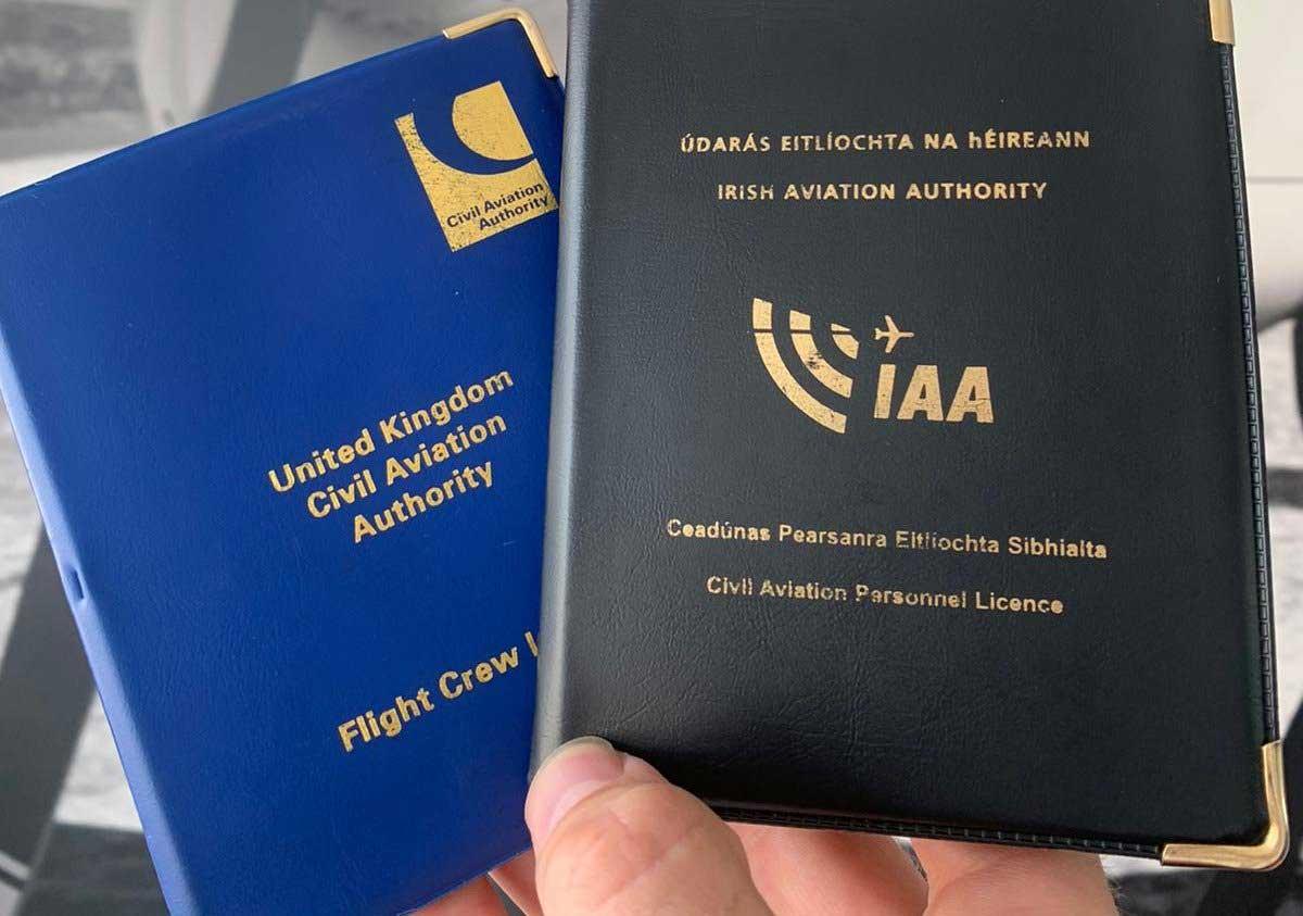 UK and EASA licences