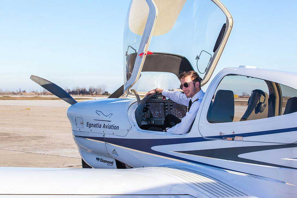 Egnatia Aviation Greece