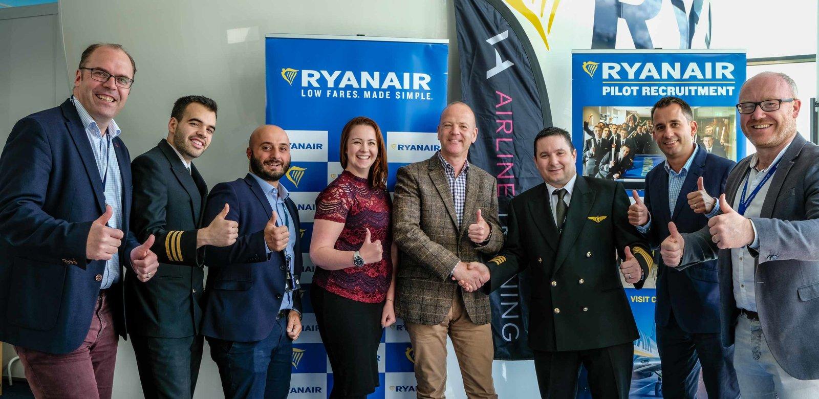 Ryanair aps mcc